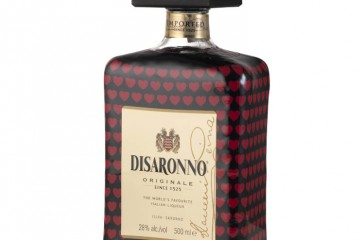 DISARONNO Loves Moschino bottle image