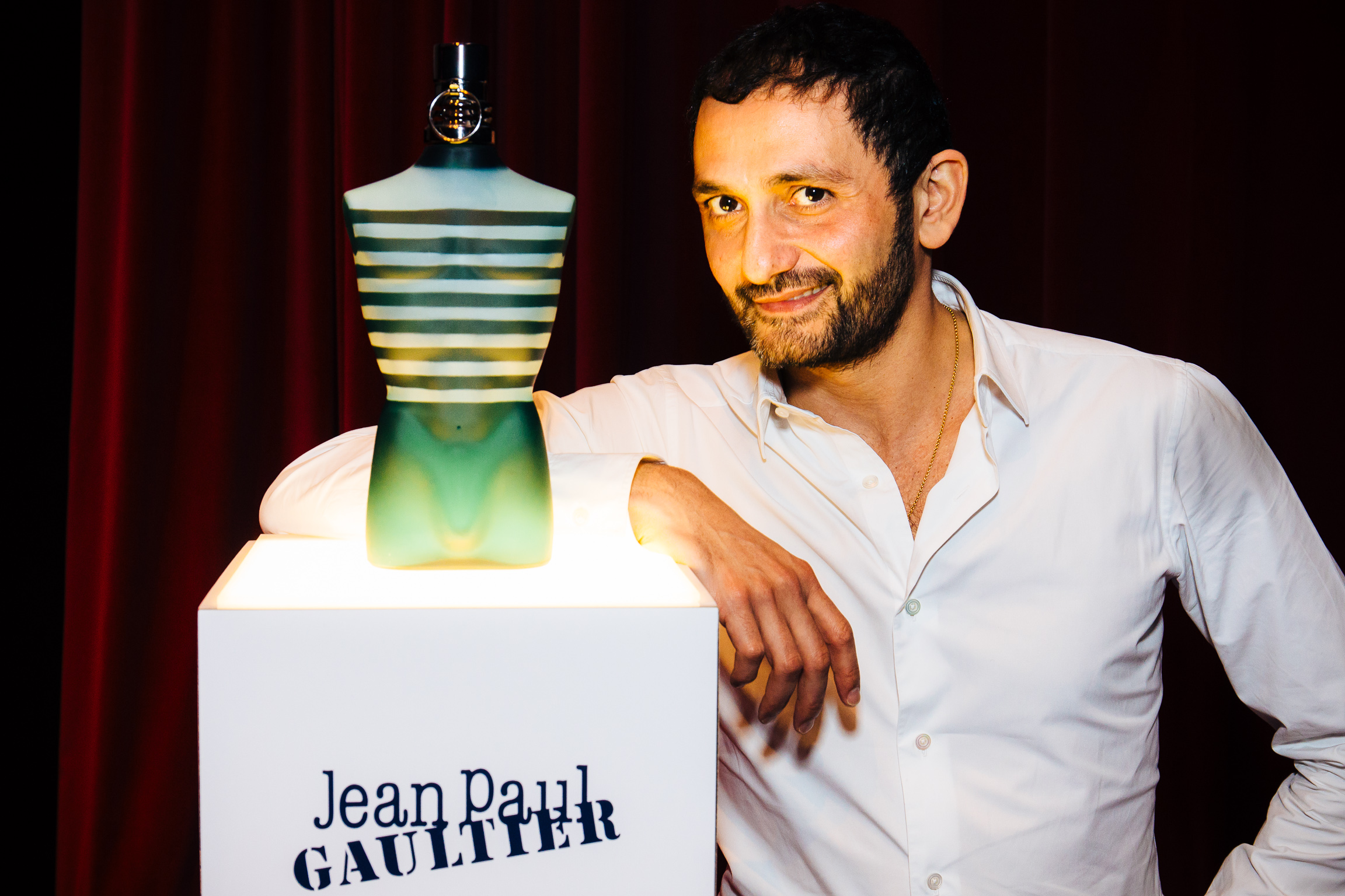Fragrance symposium for Jean Paul Gaultier fragrances