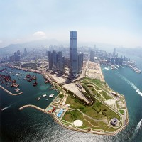 West Kowloon Cultural District, Hong Kong. Image courtesy of West Kowloon Cultural District Authority