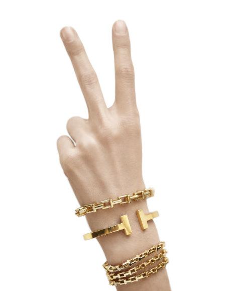 Tiffany T Square Ring Replica