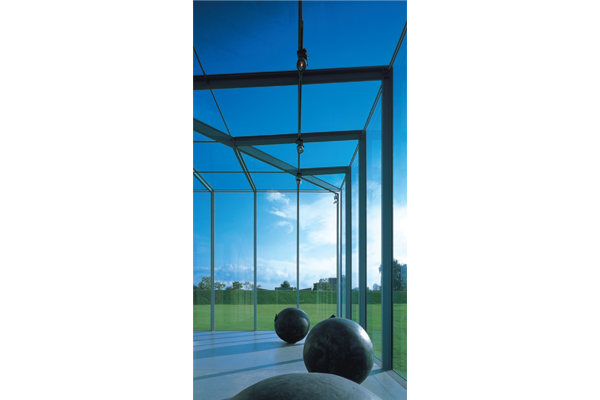 Langen Foundation, Neuss - Germany. Interior gallery - Images and photographs courtesy of Tadao Ando Architect & Associates
