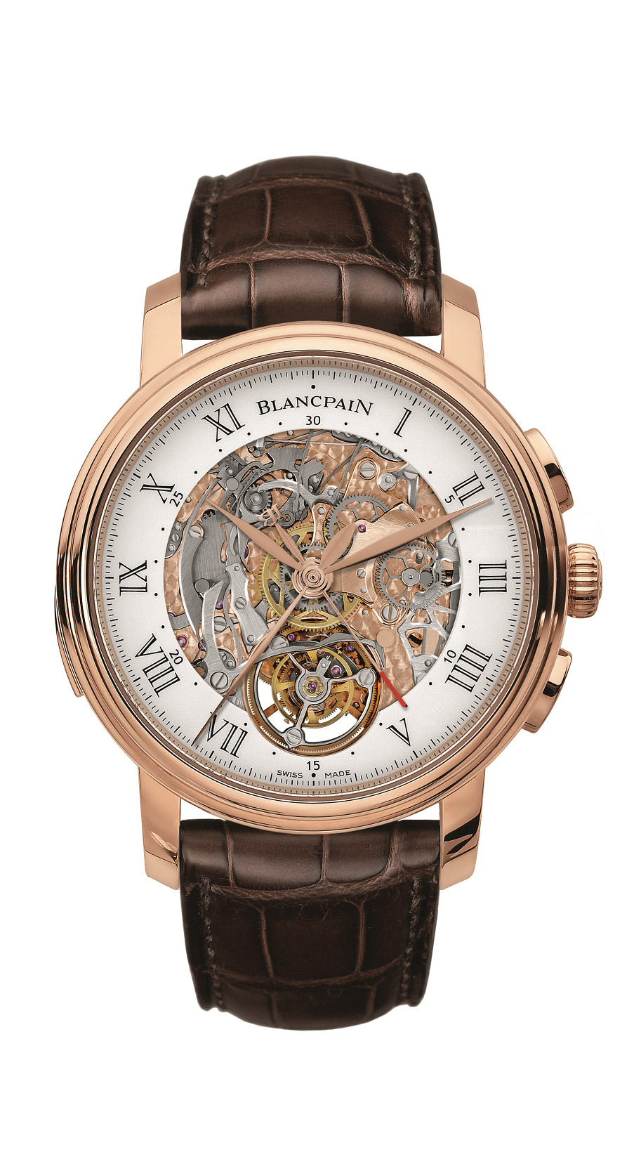 Blancpain Carrousel Minute repeater Chronograph Flyback