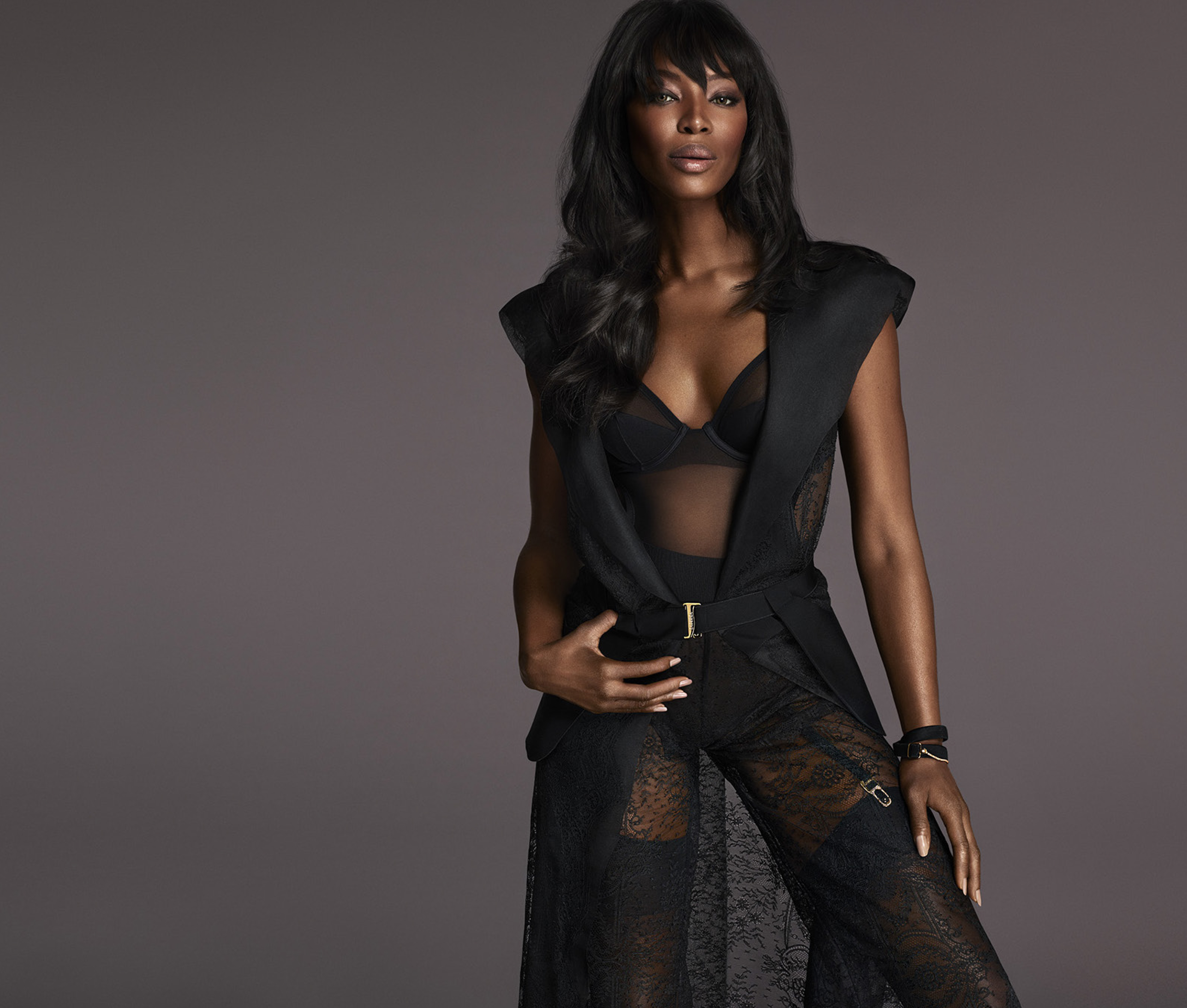 La Perla announces Naomi Campbell as the face of AW15 ...