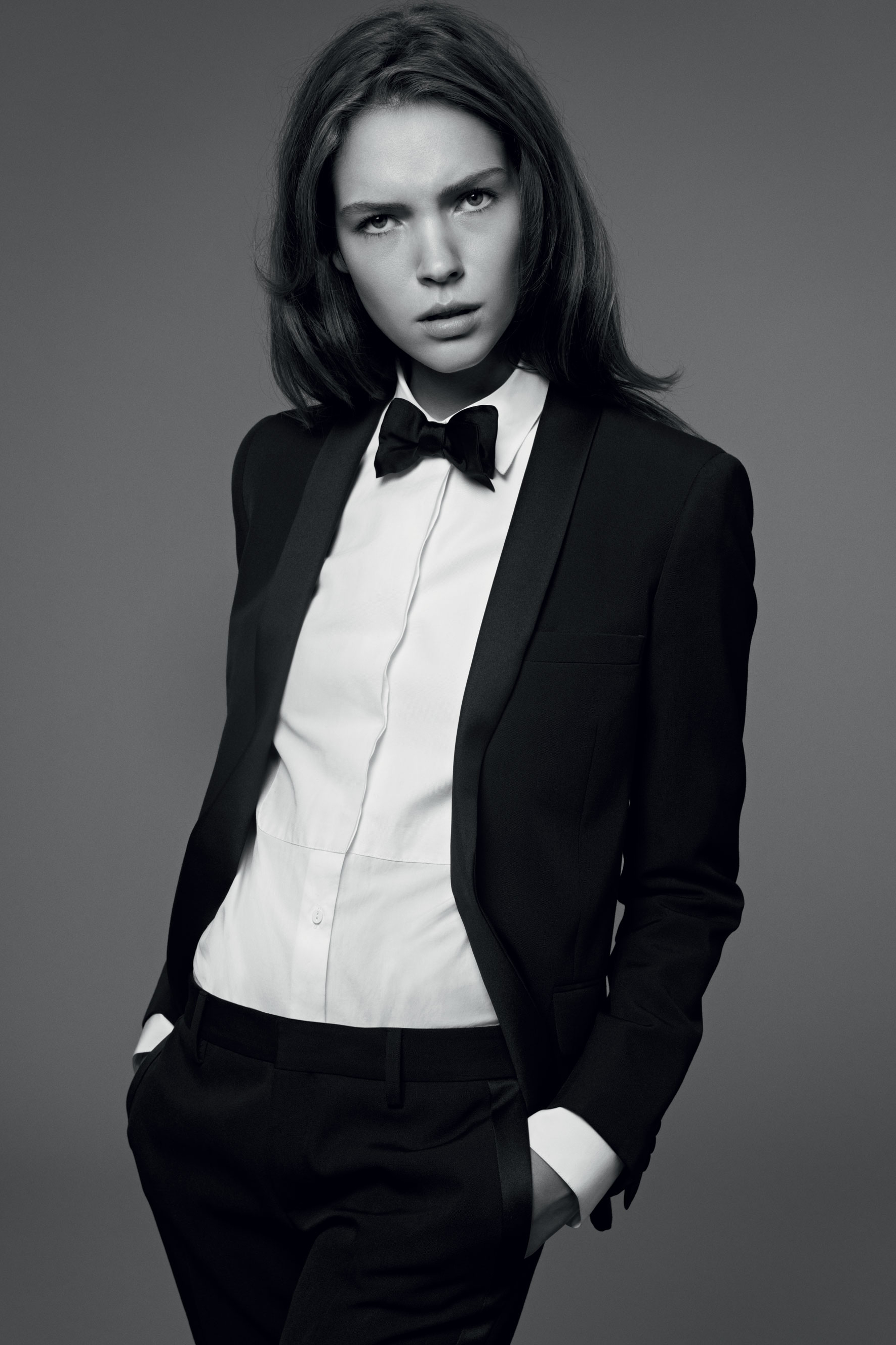Campaign shot for The Gentlewoman