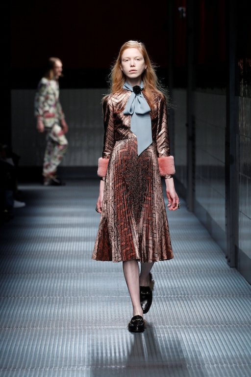 Gucci FW15 Women's Collection Look 30_Varya