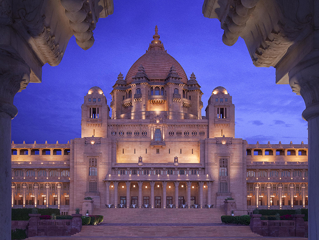 Umaid Bhawan Palace; Jodhpur - November 2014