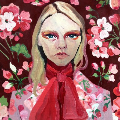 Gill Button, Gucci Blooms, 2016 iii