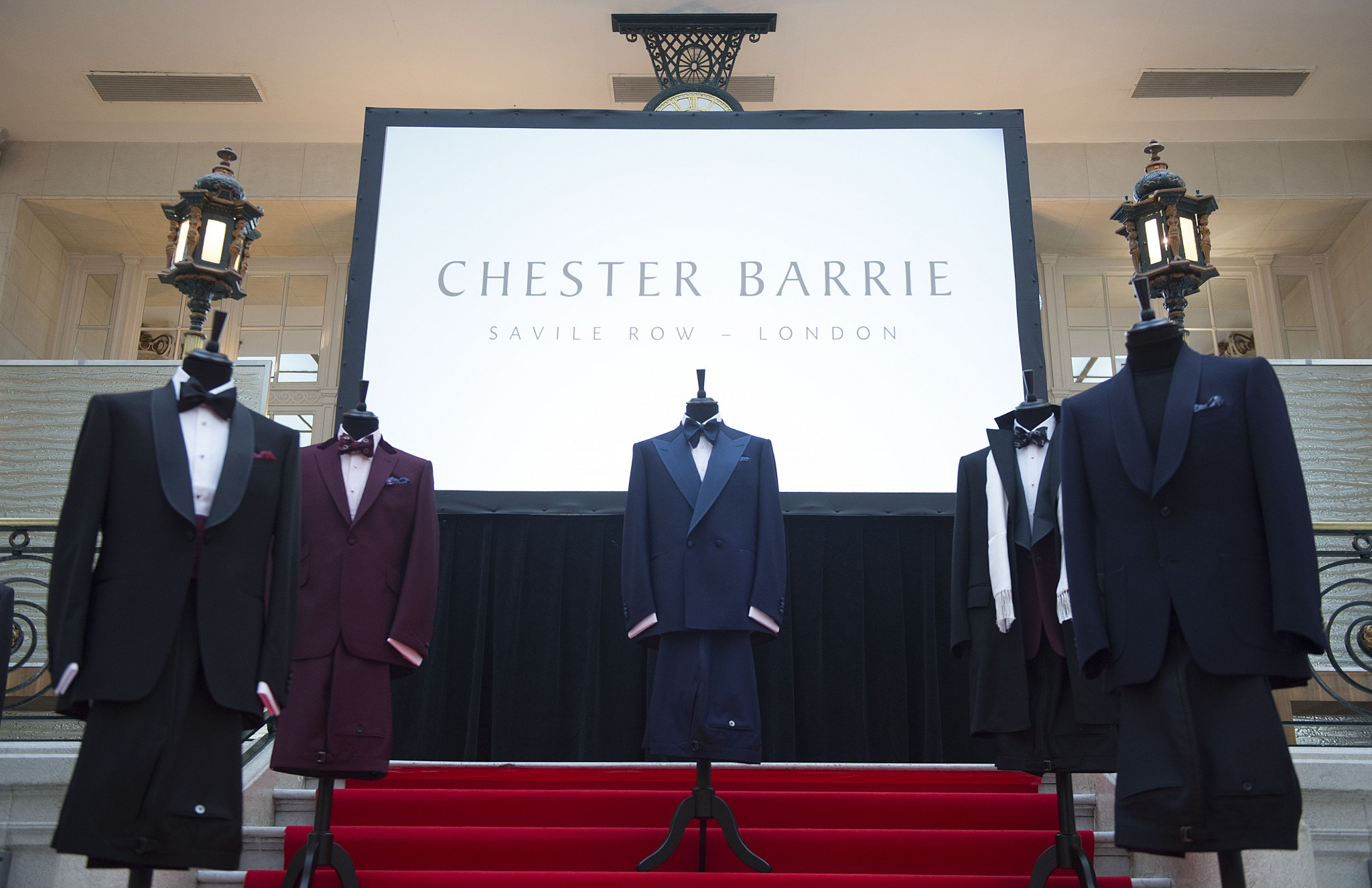 Chester Barrie1