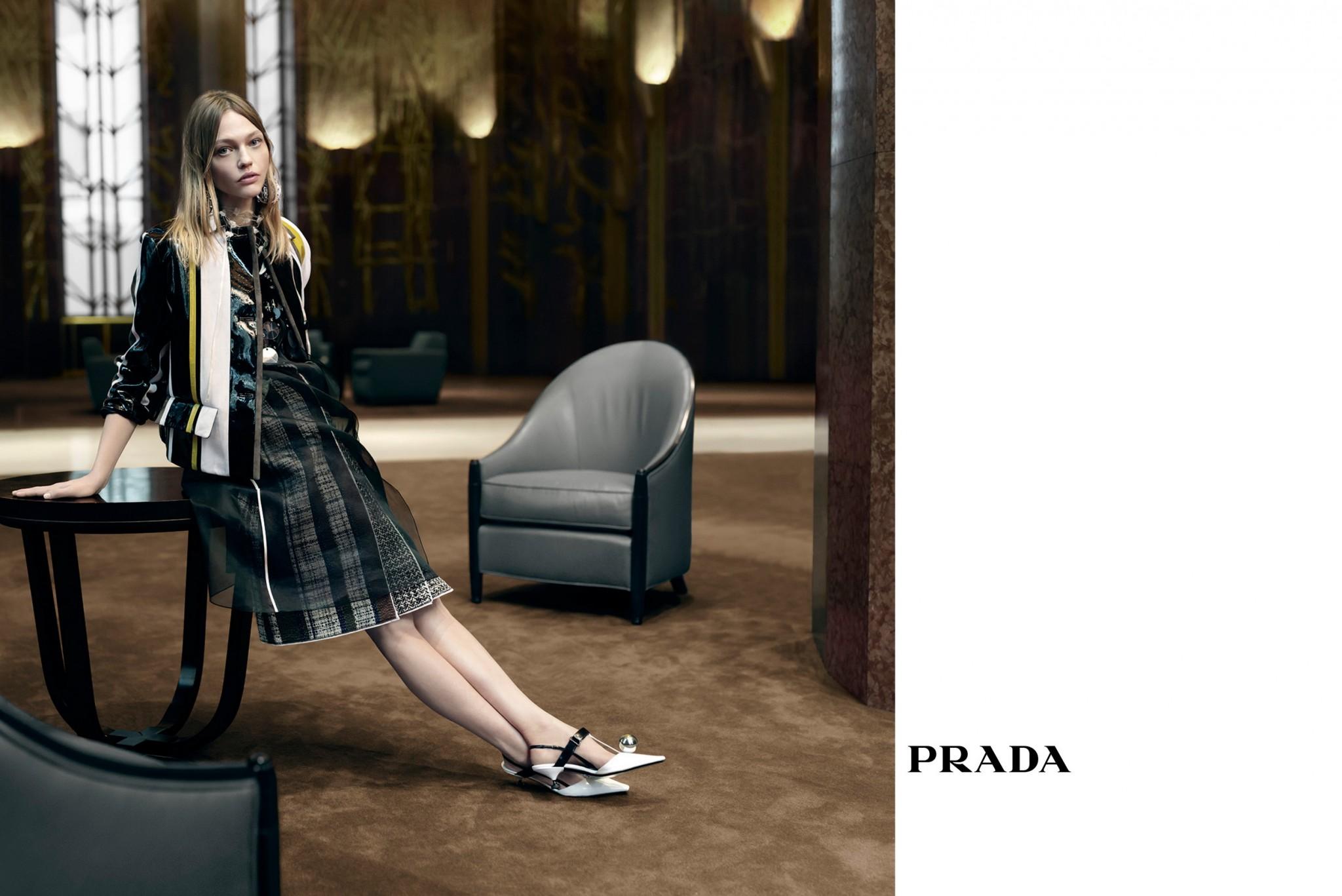 Prada release SS16 ad campaign – The Glass Magazine