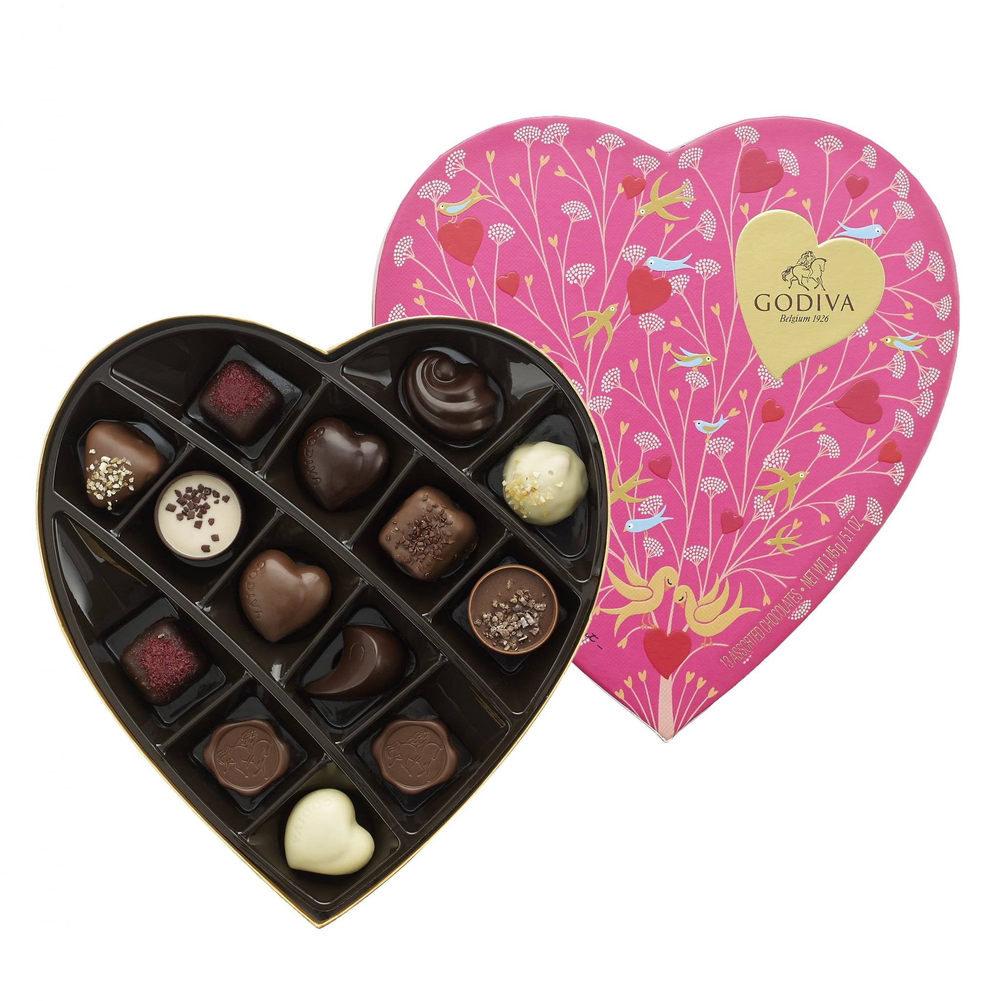 Chocolate Heart Shaped Gift Boxes : The glass guide to valentine s day gifts magazine