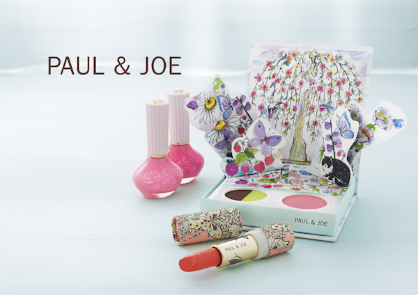 PAUL & JOE BEAUTY SPRING 16