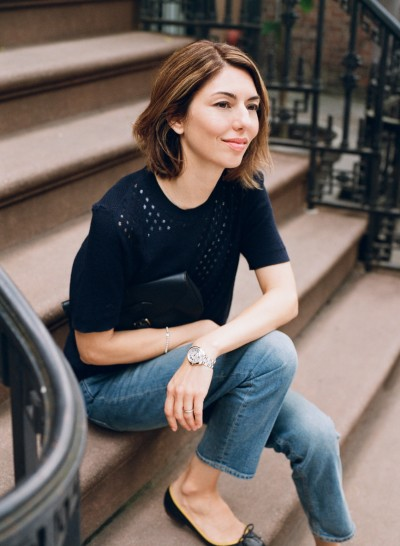 Sofia Coppola for Cartier