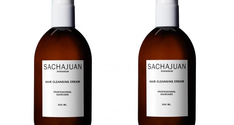 SachaJuan cleansing hair cream