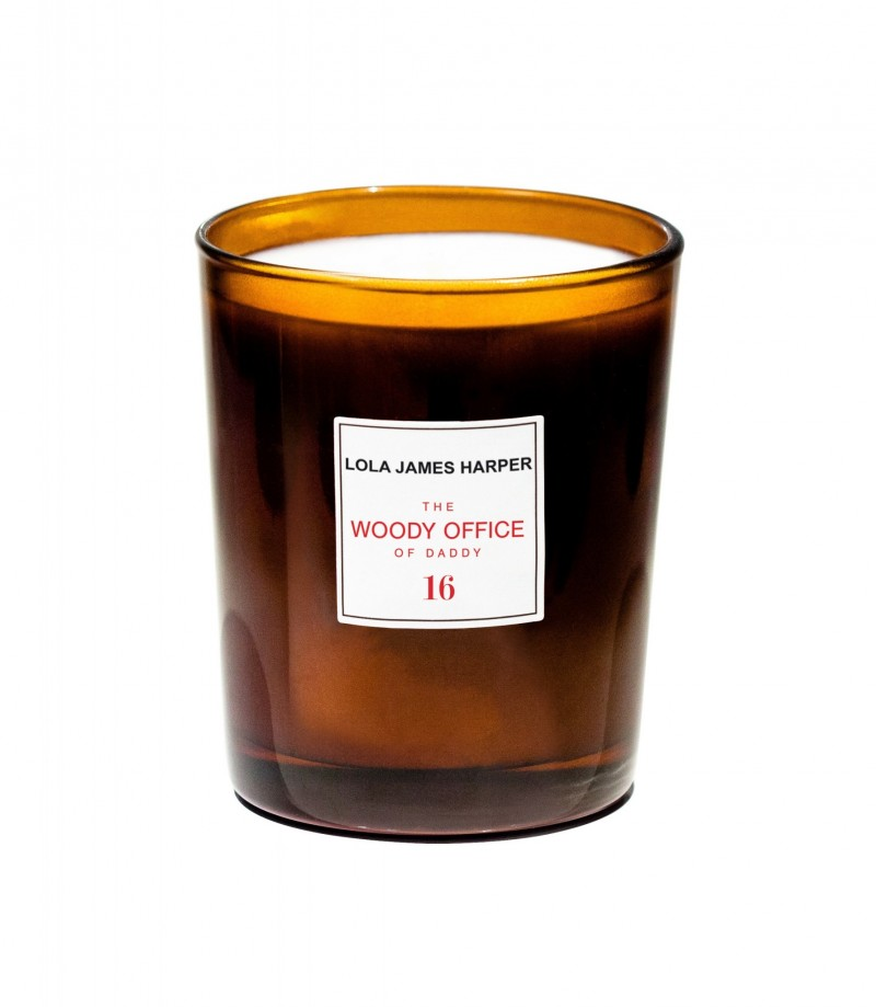 Lola James Harper candle #16