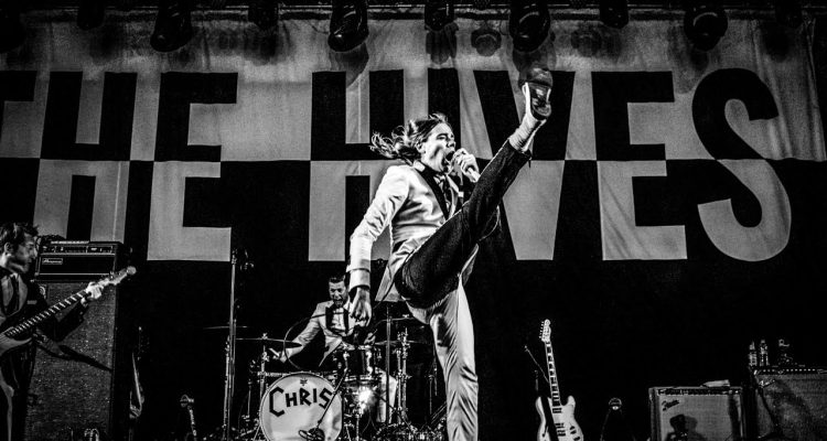 The Hives, Y Not Festival