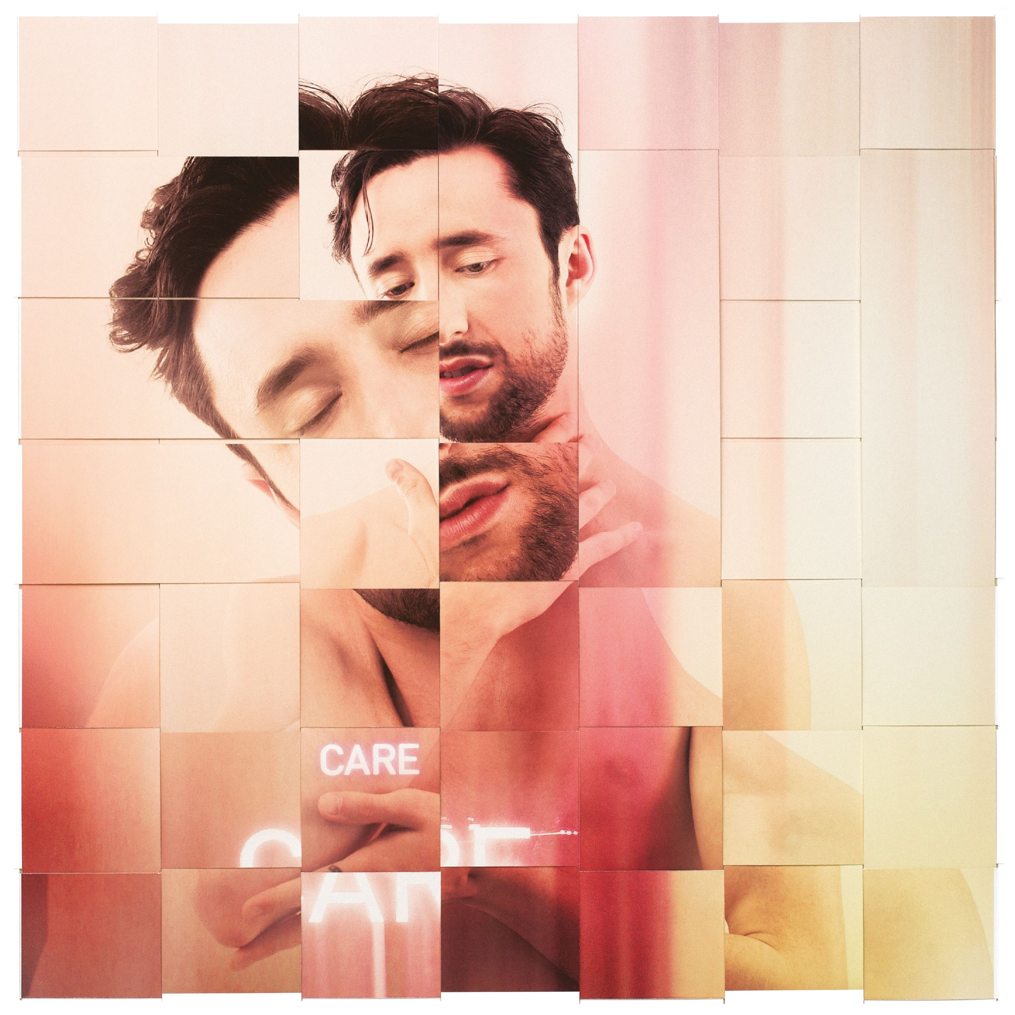 Care, album cover