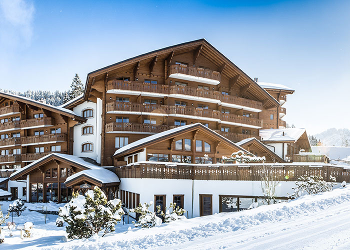 Chalet RoyAlp and Spa