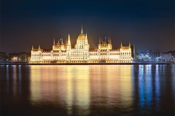 Parlament building in Budapest_0330