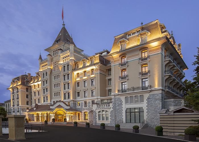 The Royal Savoy Lausanne Geneva