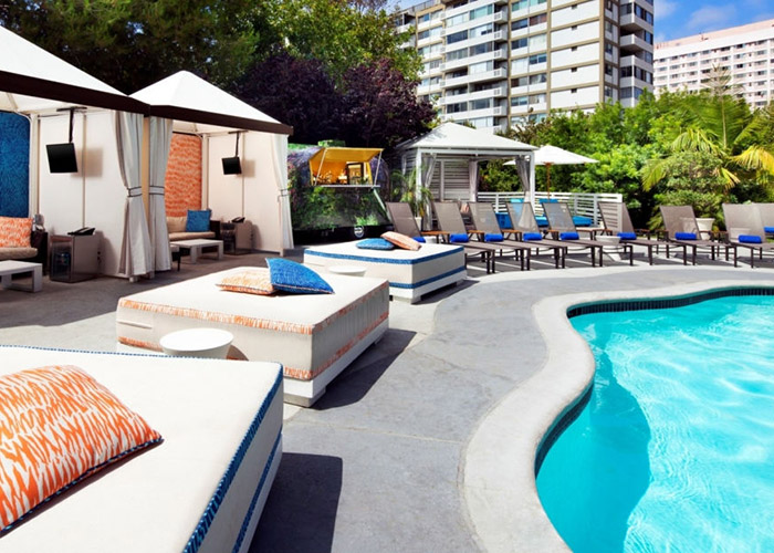 W Hotel West Beverly Hills Los Angeles Ca United States Of America