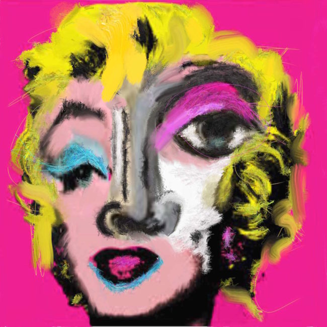 Storypic_Hello Marilyn By John Paul Fauves