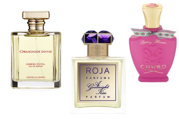 Perfumes Mother day guide