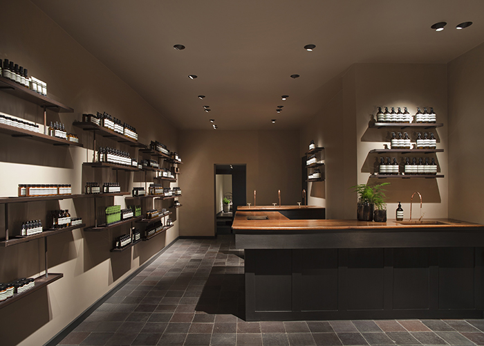 story picture AESOP UK STORE LAMBS CONDUIT STREET 03 HR