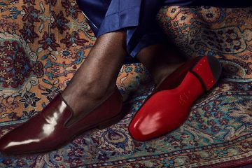 Christian Louboutin mens loafers 2217