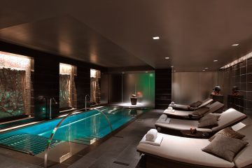 The Spa at The Joule - Pool (Photo Credit Eric Laignel)