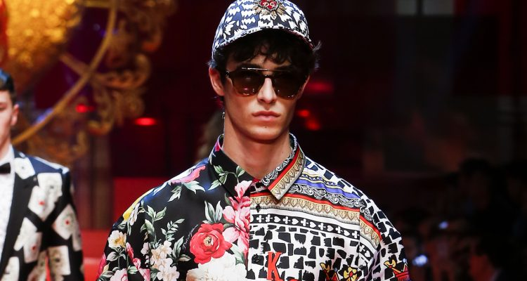 Dolce&Gabbana_men's fashion show SS18_Runway (26)