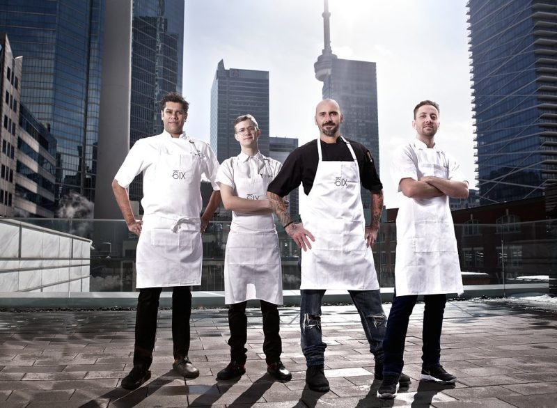 Toronto's food stage – Glass is vehement by a city's culinary landscape