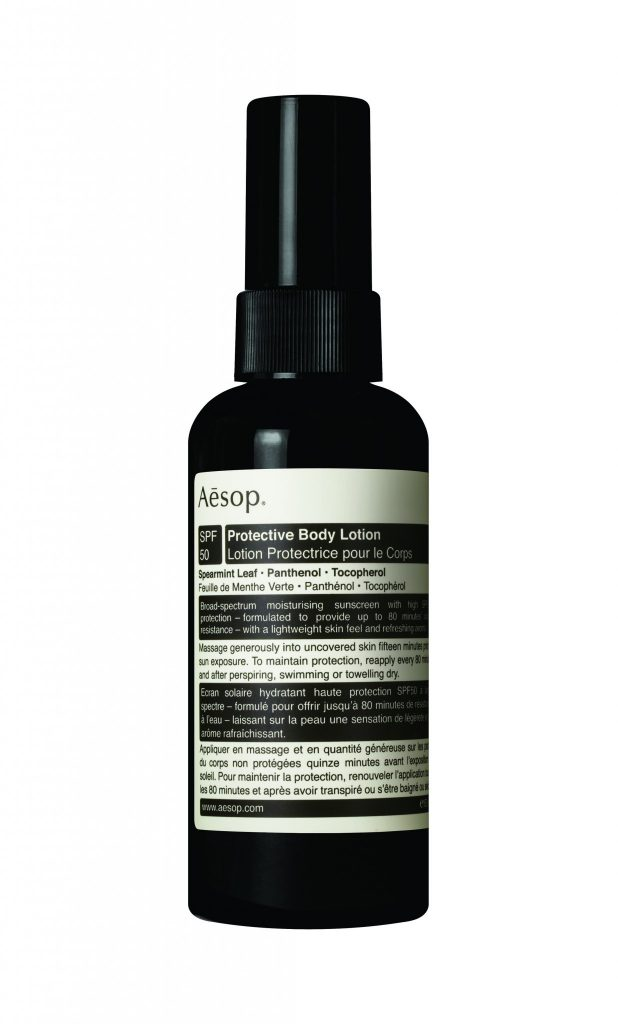 AESOP BODY PROTECTIVE BODY LOTION SPF50 150ml