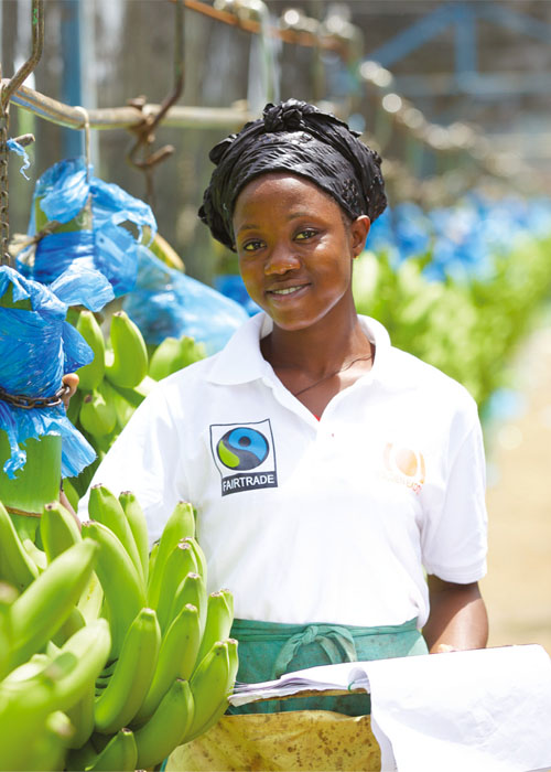 Fairtrade Worker