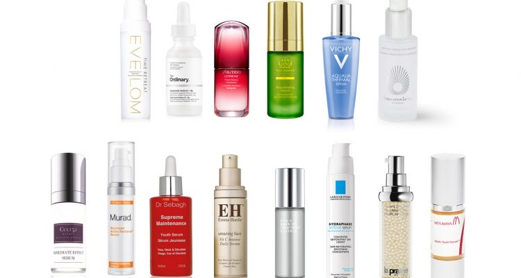 serums skin care feature