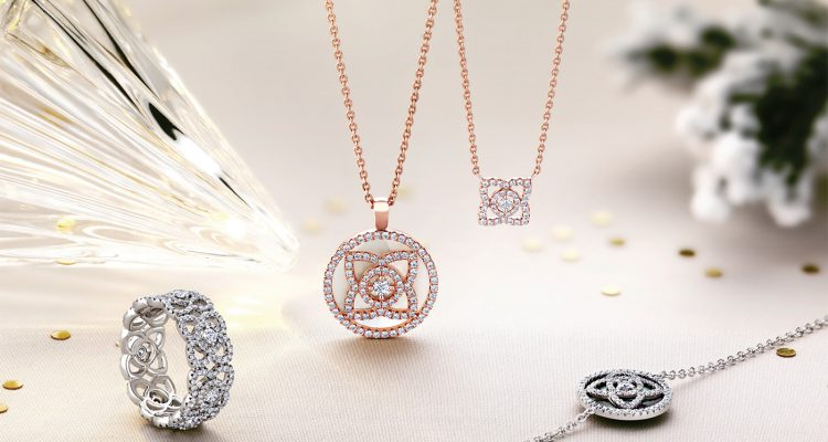 De Beers Enchanted Lotus Collection