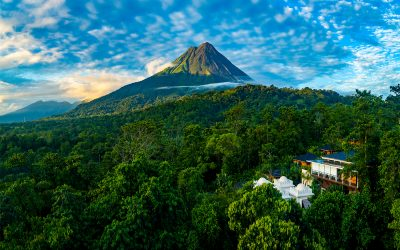 Feature image - Arenal Volcano - Pura Vida travel feature