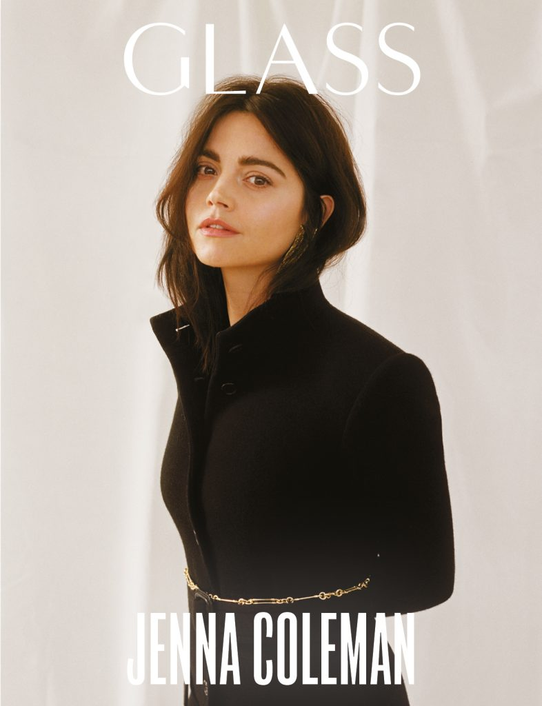 Jenna Coleman Cover