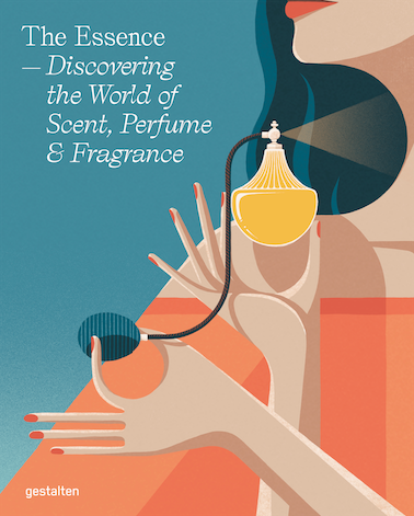 Book cover The essence - discovering the world of scent