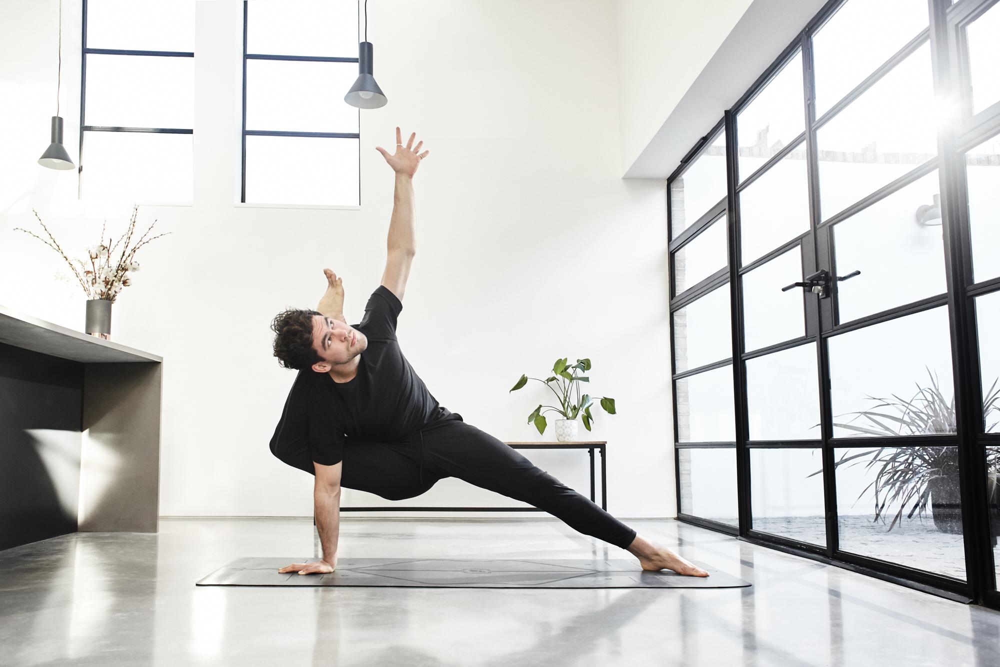 Glass visits Secret Yoga Club's Urban Retreat in London ...