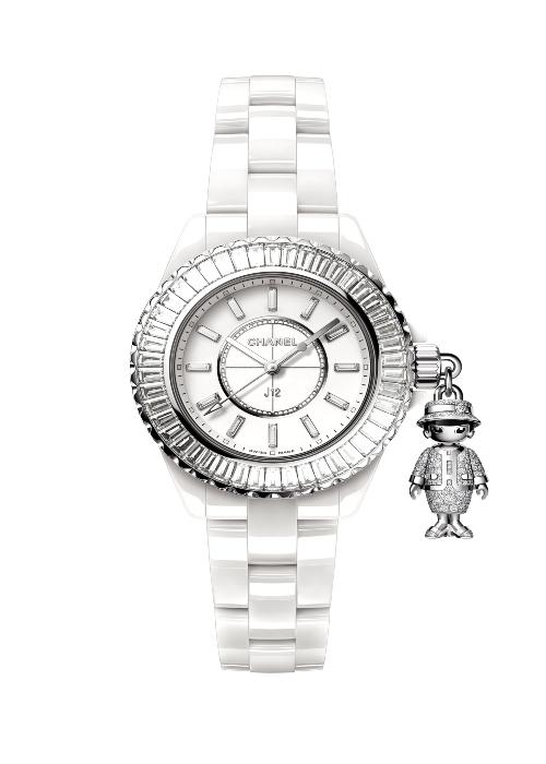 Chanel Mademoiselle J12 Acte II Watch