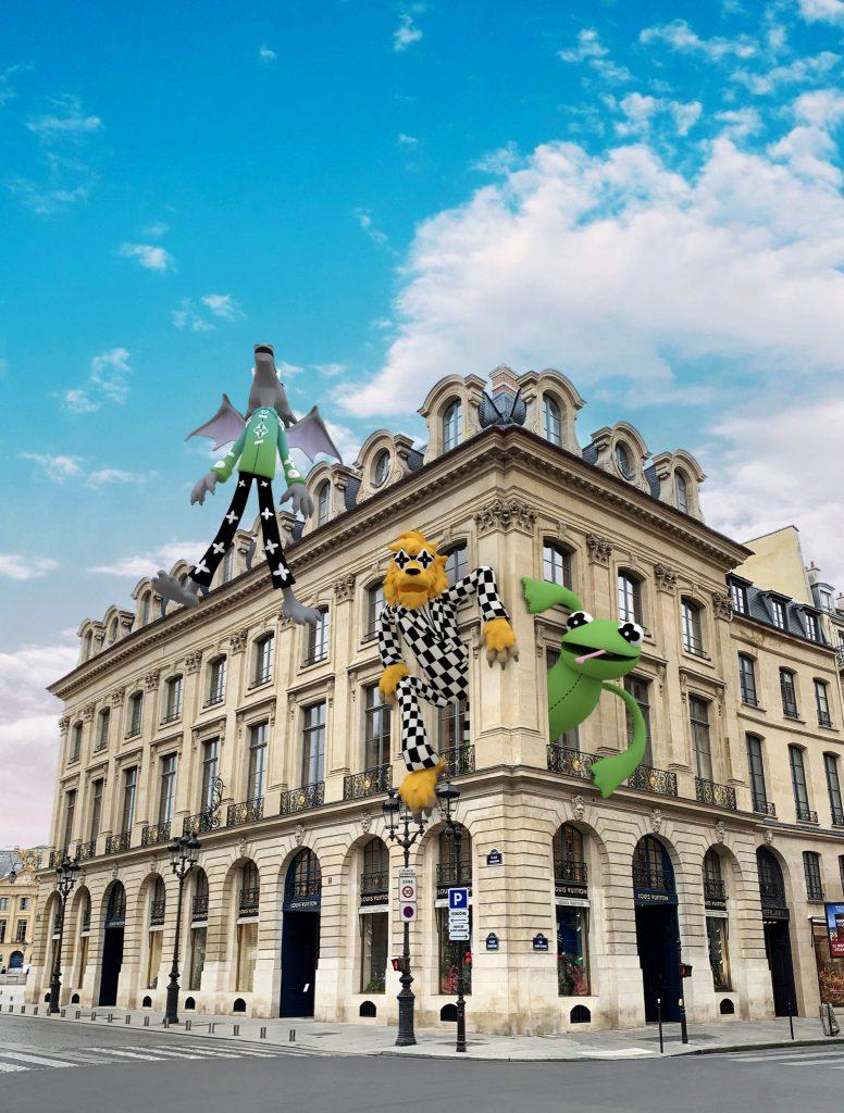 Zoooom With Friends Paris Men's Fashion Week