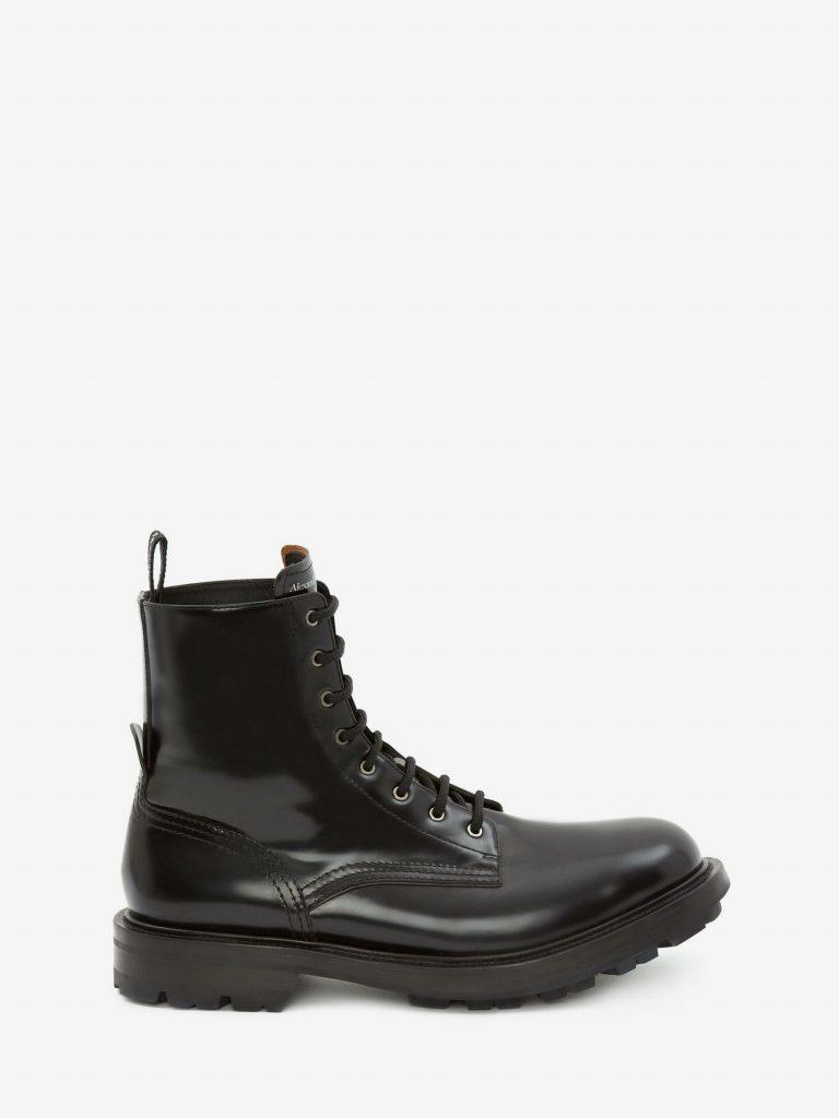 Alexander McQueen Worker Boot - £590