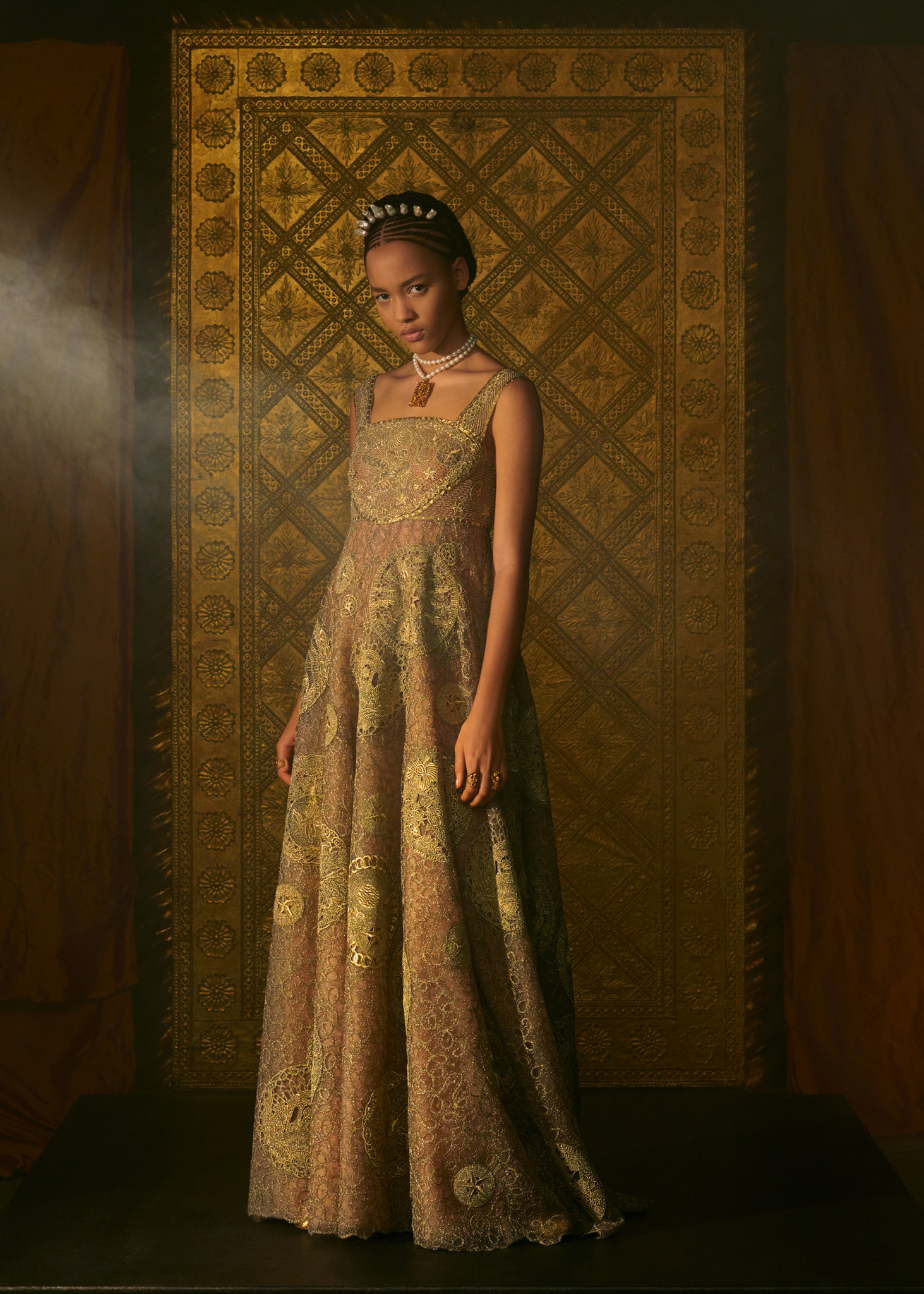 Dior Couture SS21 by Elina Kechicheva