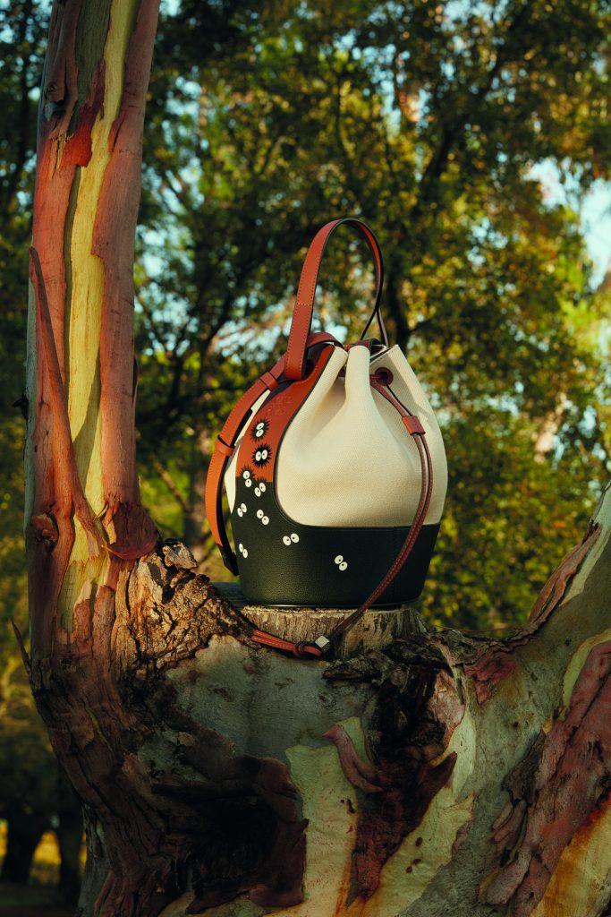 LOEWE x My Neighbour Totoro Balloon bag