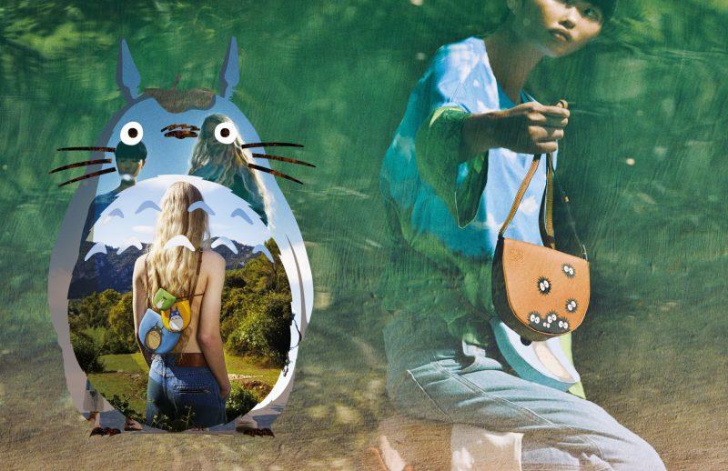 LOEWE x My Neighbour Totoro by Gray Sorrenti