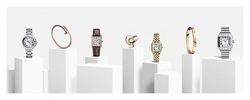 Cartier 2021 Campaign