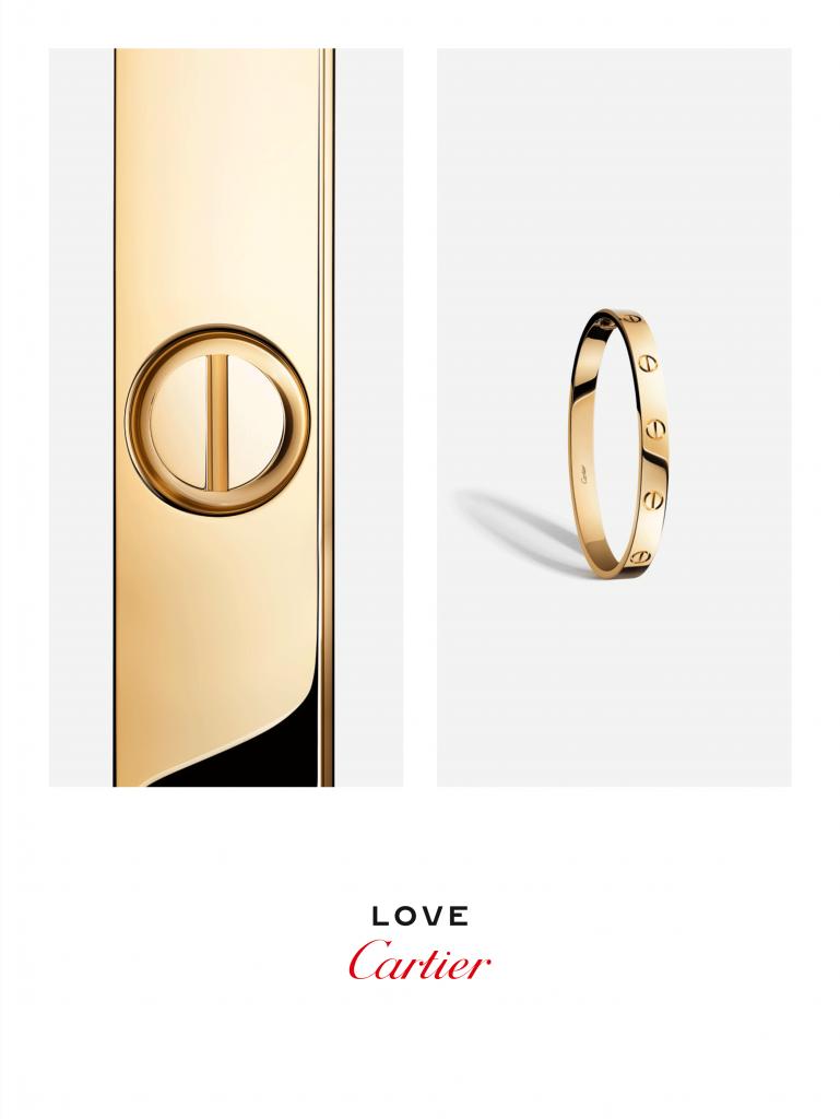 Love Cartier Campaign 2021