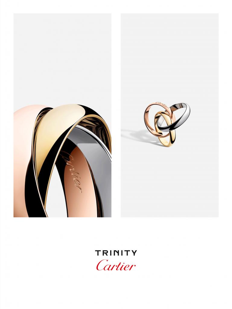 Trinity Cartier Campaign 2021