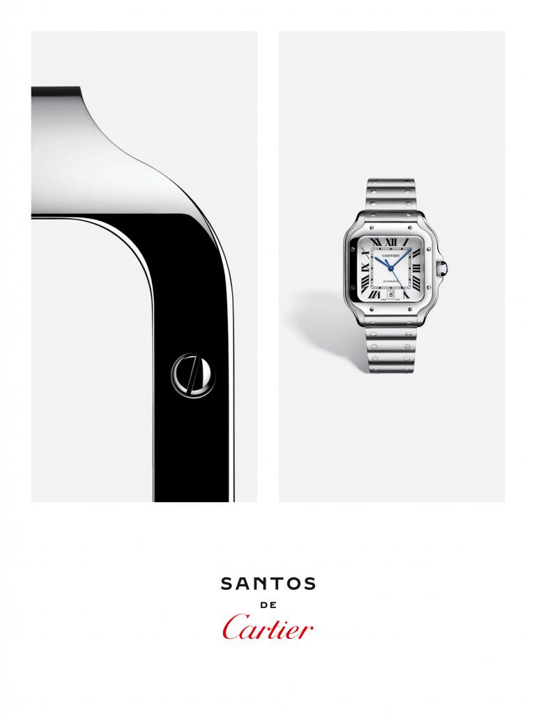 Santos Cartier Campaign 2021
