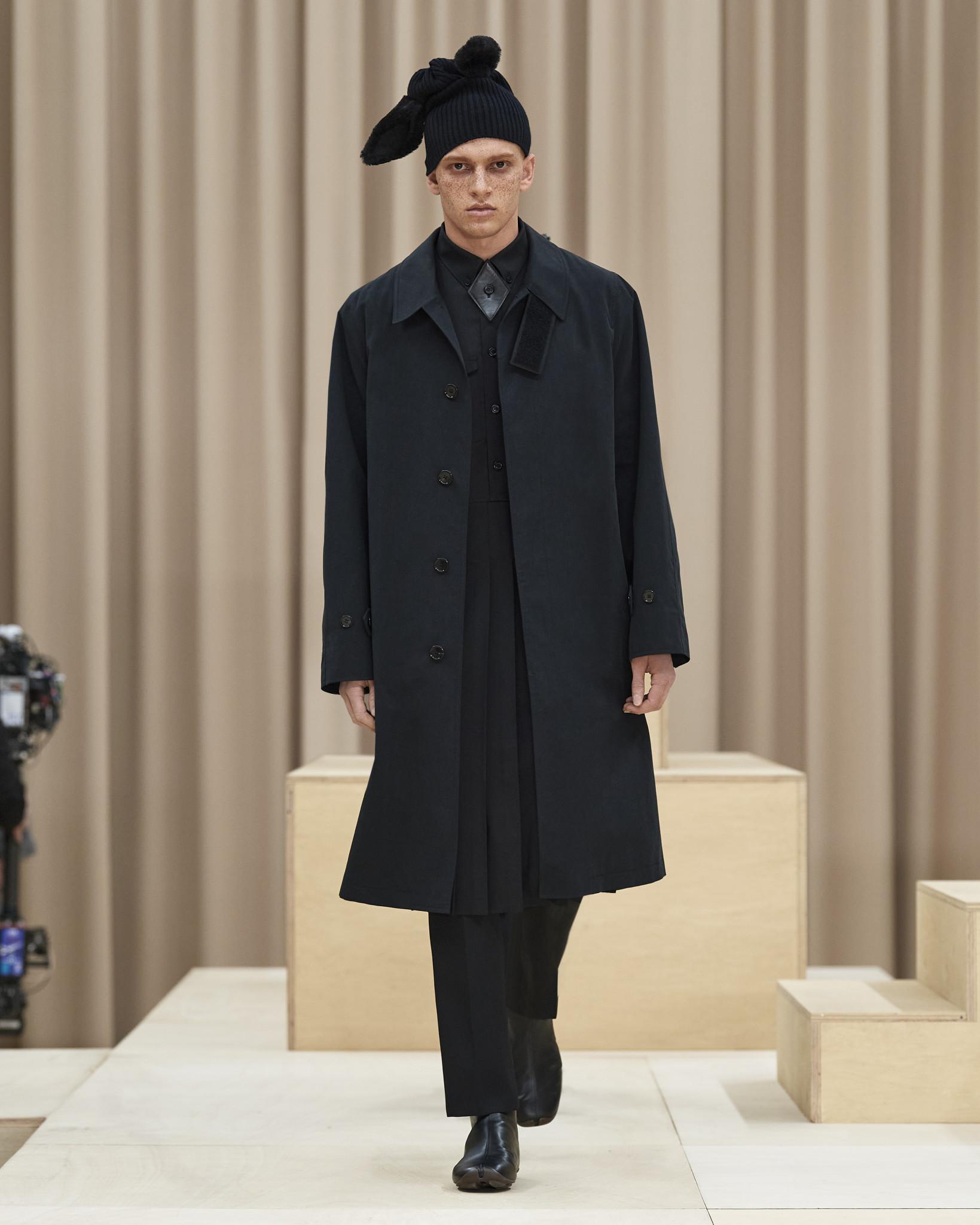 Burberry AW21 Menswear